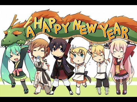 Happy New Year~~~~!!